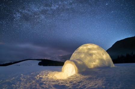 igloo feeling